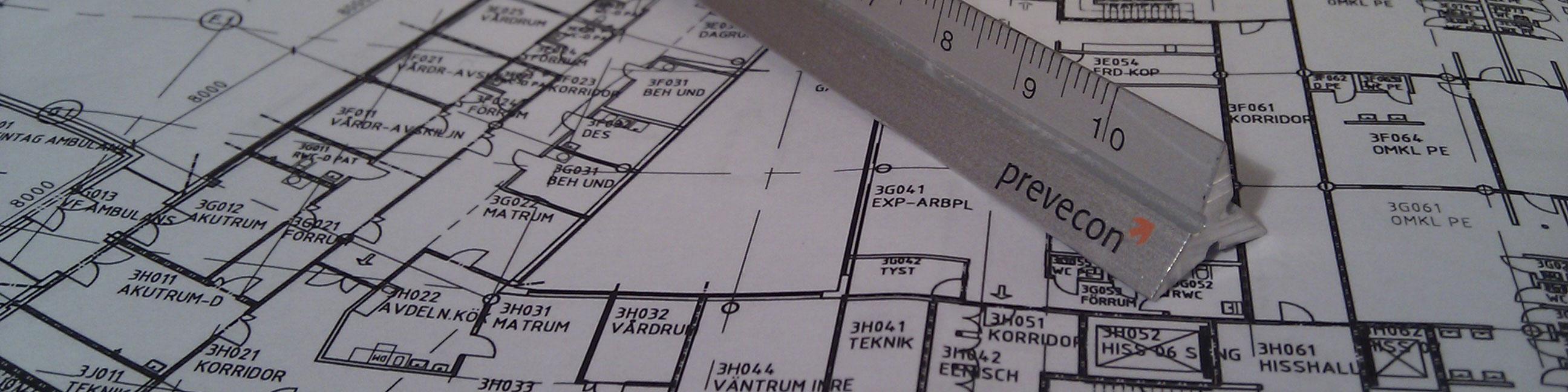 Brandteknisk projektering | Prevecon