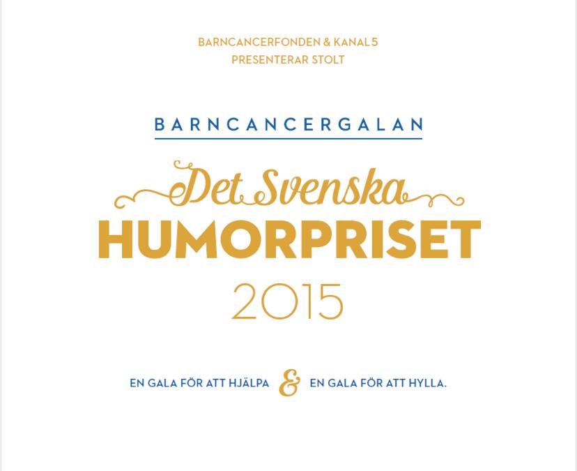 Det svenska humorpriset