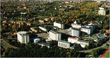 Akademiska sjukhuset, Uppsala