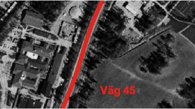 E45 Trollhättan