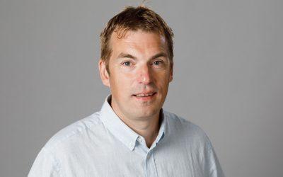 Välkommen Henrik Gunnarsson